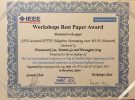 MCN Paper is selected for Workshops Best Paper Award at IEEE International Conference on Fog and Mobile Edge Computing (FMEC 2018) and Software Defined Systems (SDS 2018)