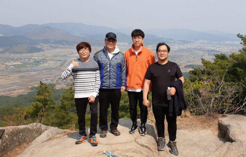 2019 경주 남산 등산